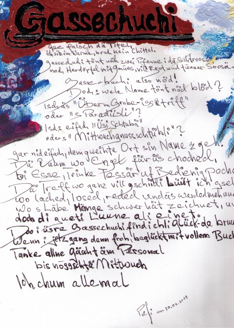 Gedicht Pefi, 14.02.14